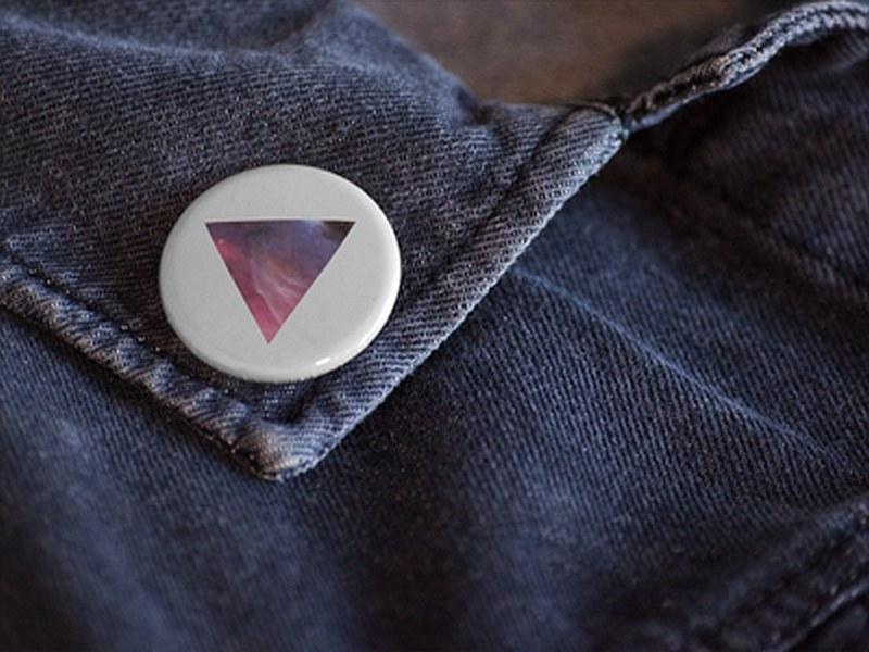 Badzik z trójkątem