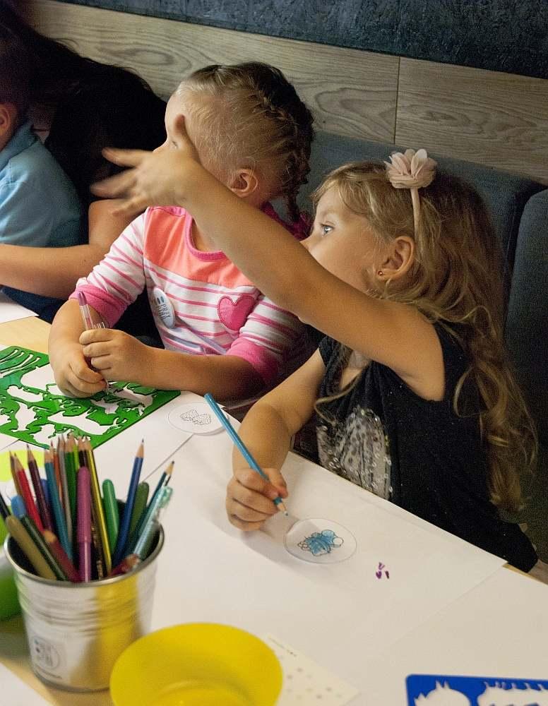 Tworzenie przypinek dla dzieci