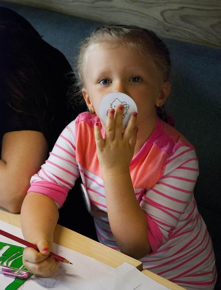 Przypinki warsztaty dla dzieci